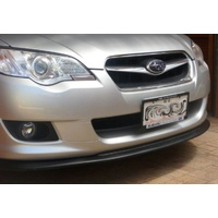 SUBARU LIBERTY FRONT LIP NON SPEC B MY07 08 09