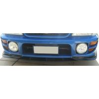 ULTREX PERFORMANCE FRONT LIP SPOILER FOR SUBARU IMPREZA WRX STI MY99 - MY00
