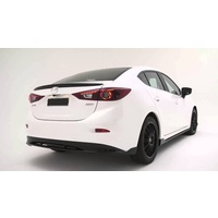 MAZDA 3 SEDAN REAR LIP SKIRT FOR BM BN 2013-2019