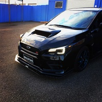 SUBARU WRX & STI CARBON FIBRE BONNET SCOOP MY15-20