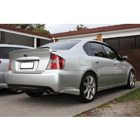 REAR LIP SPOILER FOR SUBARU LIBERTY MY04-09 SEDAN