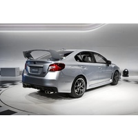 REAR ABS SPOILER FITS SUBARU STI MY15-19 STI & WRX SEDAN