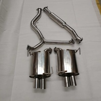SUBARU WRX & STI CAT BACK EXHAUST MY15-20