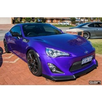TOYOTA FT86 GT86 FIBREGLASS FRONT LIP