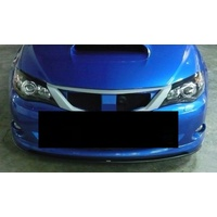 SUBARU WRX & RS MY08-10 CARBON FIBRE FRONT LIP