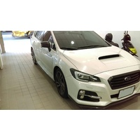 SUBARU LEVORG BODY KIT CARBON FIBRE - FRONT LIP, SKIRTS & PODS