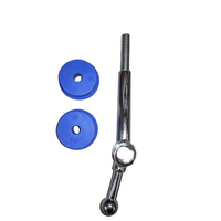 SUBARU IMPREZA 01-07 SHORT SHIFTER + BUSHES