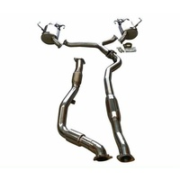SUBARU FORESTER TURBO BACK EXHAUST MY09-12 ULTIMATE SERIES
