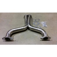 FORD FALCON V8 BA BF Y PIPE - MERGE PIPE EXHAUST