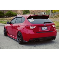 SUBARU STI MY08-14 & WRX MY11-14 HATCH REAR PODS FRP