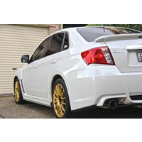 SUBARU STI & WRX MY11-14 SEDAN REAR PODS FIBREGLASS