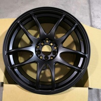 ULTREX COBRA FLAT BLACK 18 X 8.5 RIMS