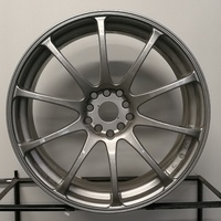 ULTREX RS GUNMETAL 18 X 8 RIMS