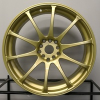 ULTREX RS GOLD 18 X 8 RIMS