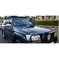 NISSAN PATROL GU BIG BONNET SCOOP FIBREGLASS