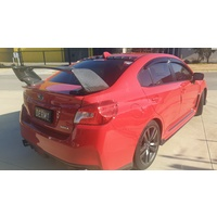 SUBARU STI MY15-19 CARBON REAR SPOILER FOR STI & WRX SEDAN