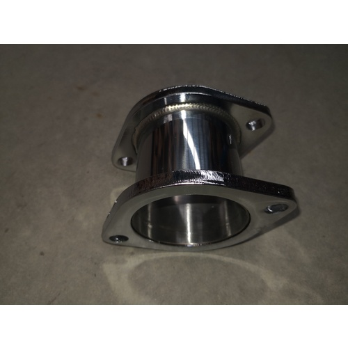 EXHAUST EXTENSION PIECE 80MM