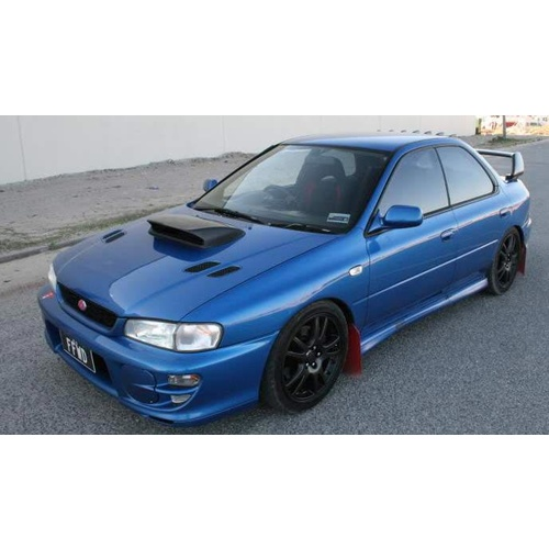 SUBARU WRX STI MY97-MY00 BONNET SCOOP CARBON FIBRE