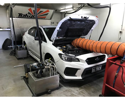 Transforming our development My18 STI into a Beast!!